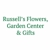Russells Flowers, Garden Center & Gifts