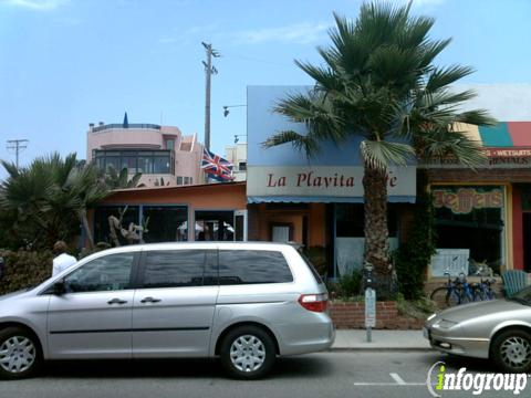 La Playita Restaurant, Hermosa Beach CA