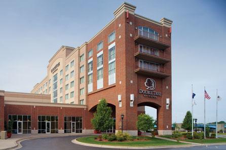 DoubleTree by Hilton Hotel Bay City - Riverfront, Bay City MI