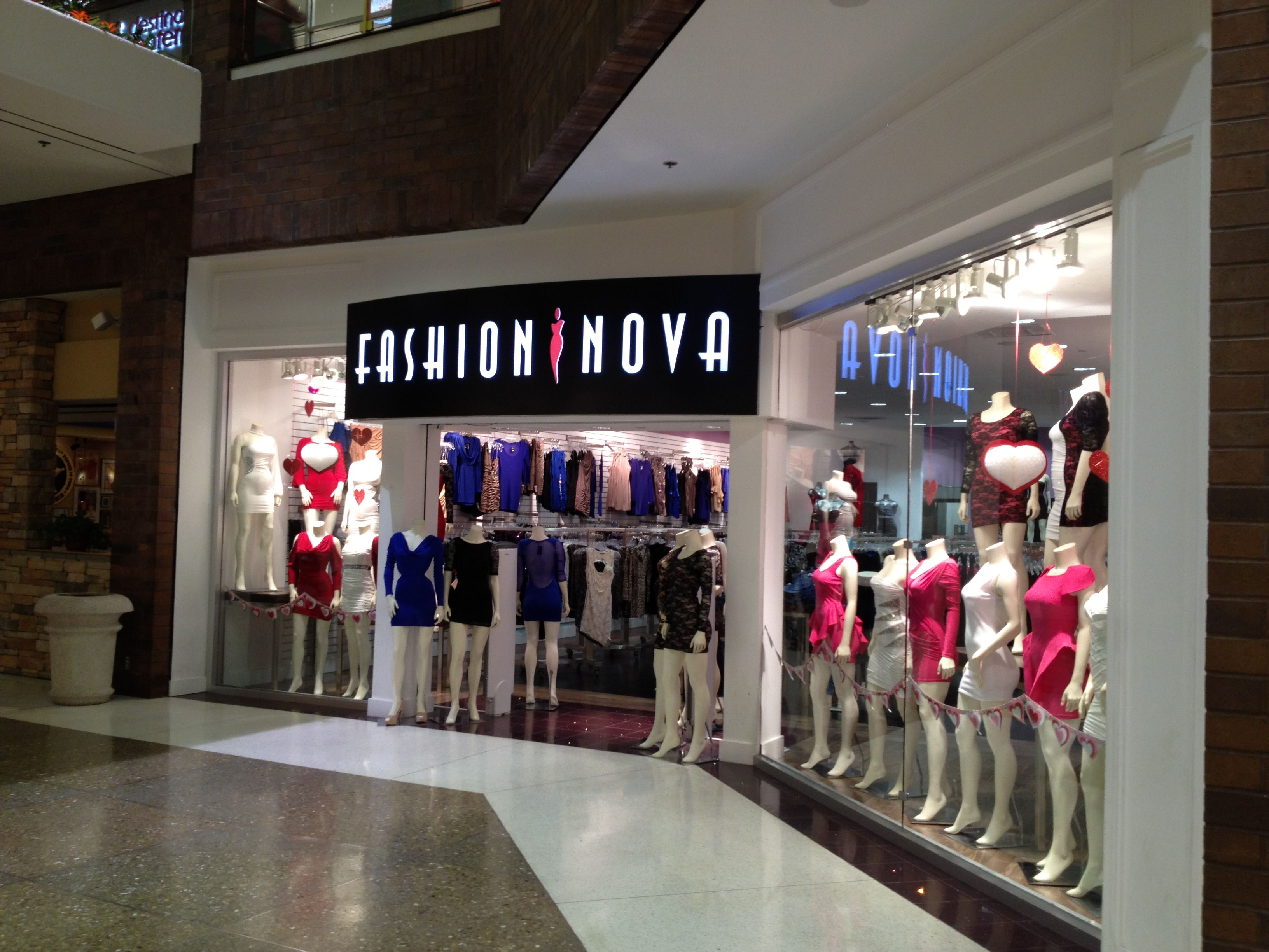 Fashion nova store locations