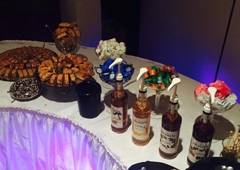 Burton Manor Banquet & Conference Center - Livonia, MI. International Coffee Station