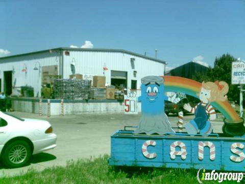 Can Land Recycling Center Denver Co 80221 Yp Com