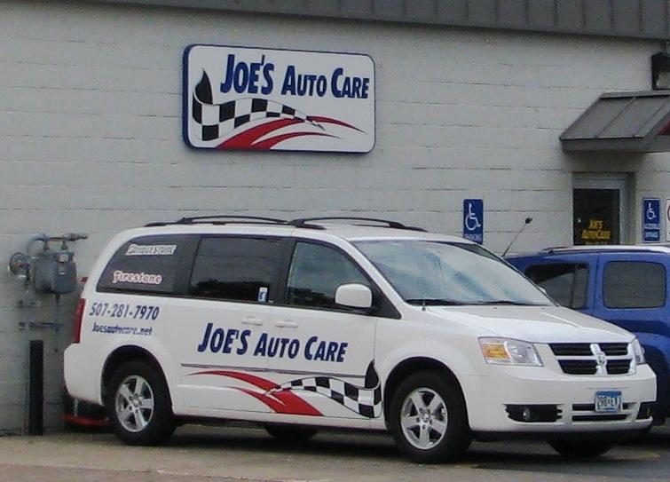 Joe's Auto Care, Rochester MN