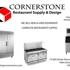 Cornerstone Restaurant Equipment, Supplies & Design