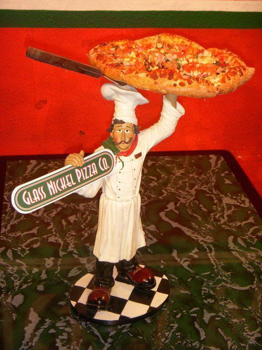 Glass Nickel Pizza, Oshkosh WI