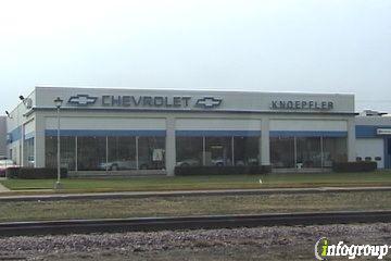 Knoepfler Chevrolet Co., Sioux City IA