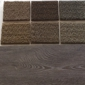 Atlas Floors Carpet One - San Antonio, TX. Flooring combo | H2O Invincible LVT, Tabor Oak, Stropes and Cherish, Know You Well Carpet