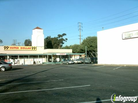 Cherri's Donuts, Santa Fe Springs CA