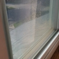 Paramount Home Improvement - Flint, MI. Another window in need of warranty that Tom Panek refuses to do.