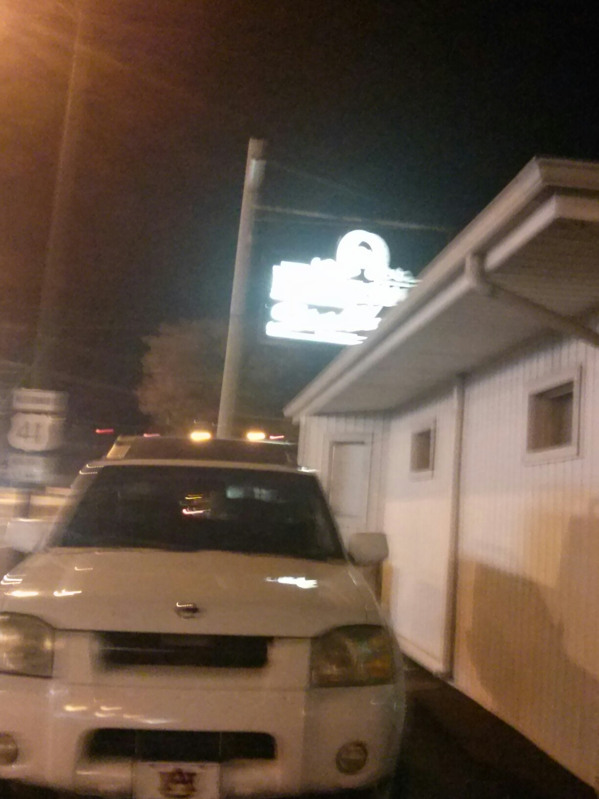 Horseshoe Steak House, Hopkinsville KY