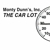 Monty Dunn's, Inc. The Car Lot
