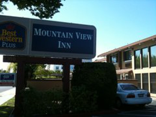Best Western Plus Mountain View Inn - Mountain View, CA