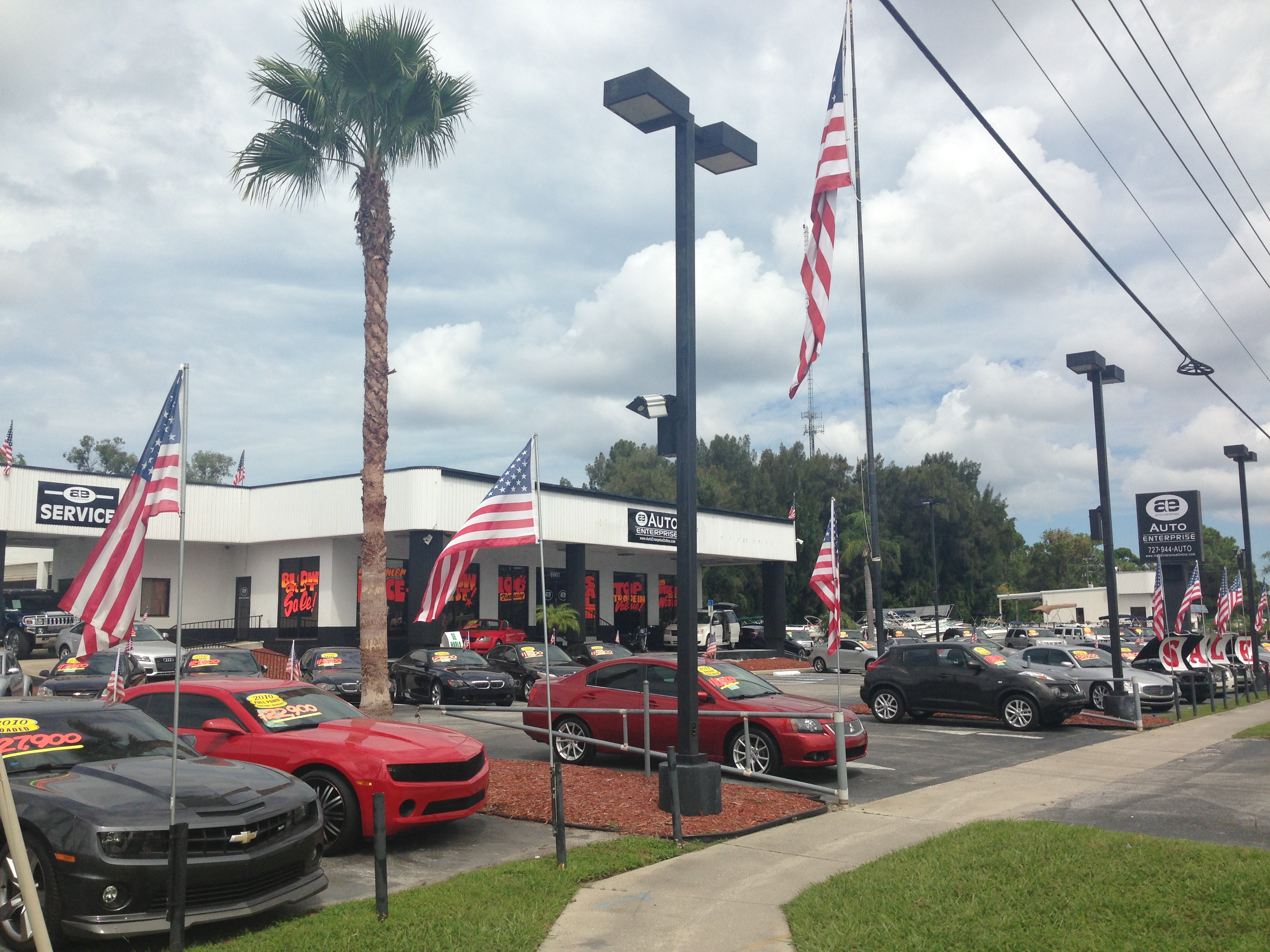 Auto Enterprise, New Port Richey FL