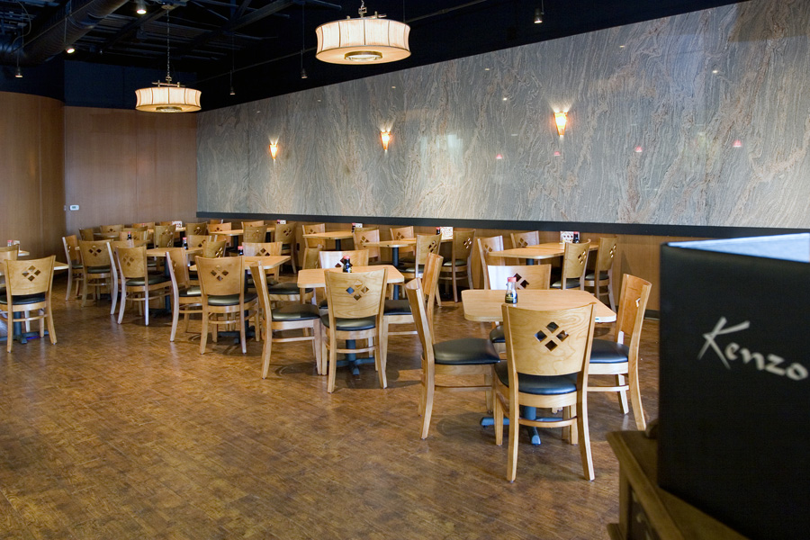 Kenzo Sushi Japanese Restuarant, Yuba City CA