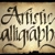 Artistic Calligraphy