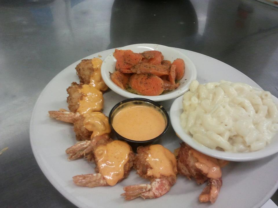 River City Grill, Radford VA