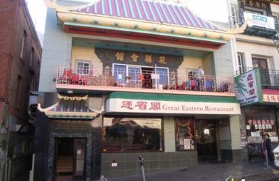 Great Eastern Restaurant - San Francisco, CA
