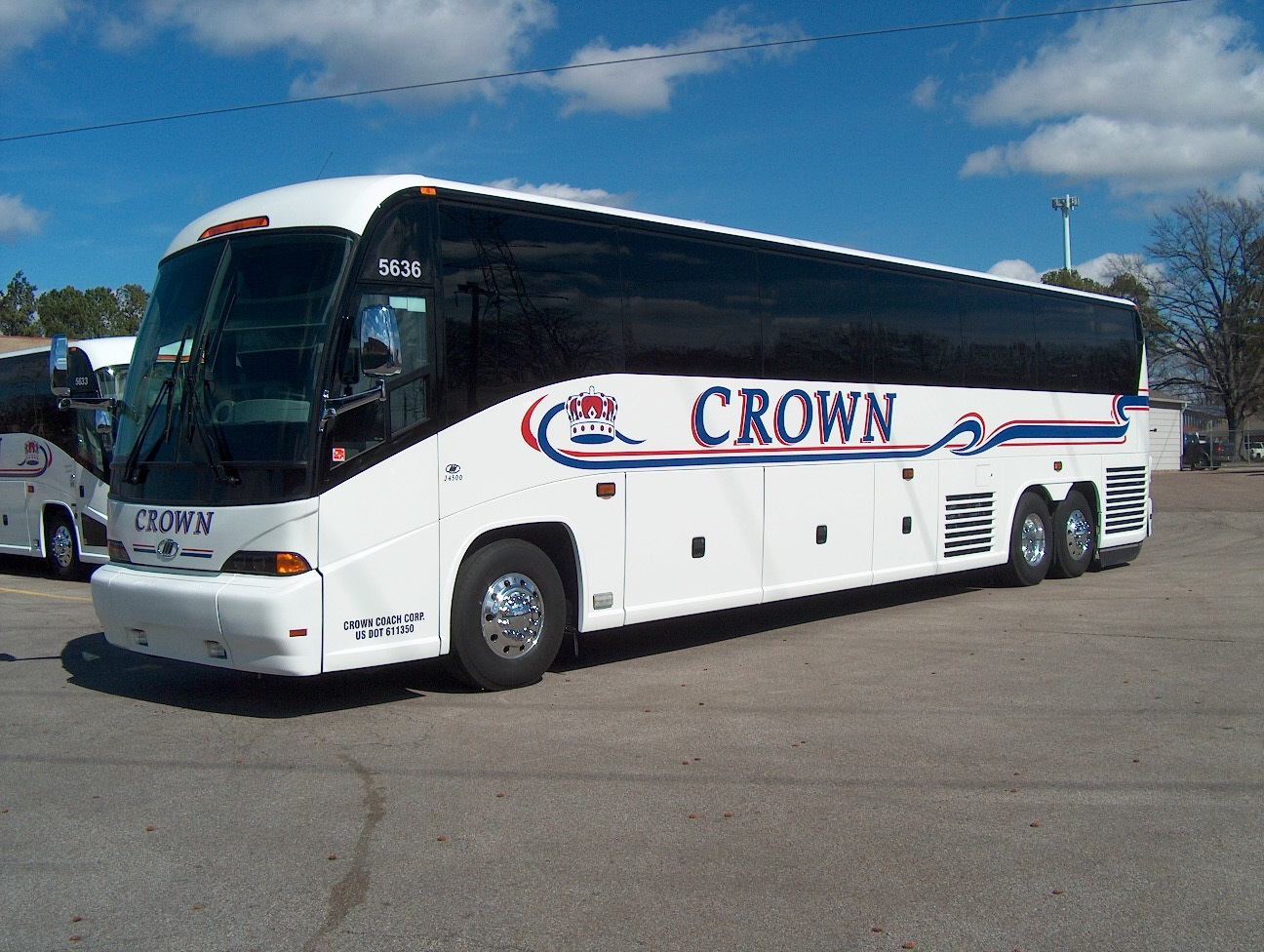 Crown Coach Corp