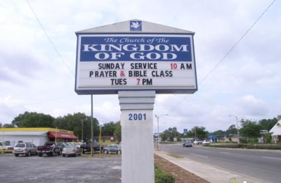 Church Of The Kingdom-God Inc - Eustis, FL