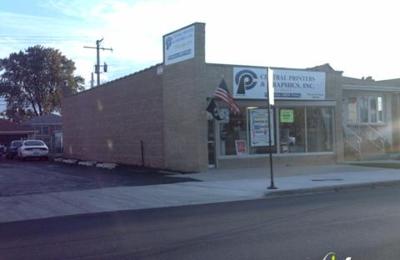 Central Printers & Graphics - Chicago, IL