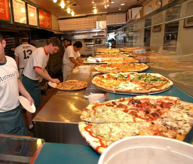 Antonio's Pizza, Amherst MA