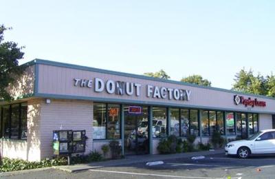The Donut Factory - Hayward, CA