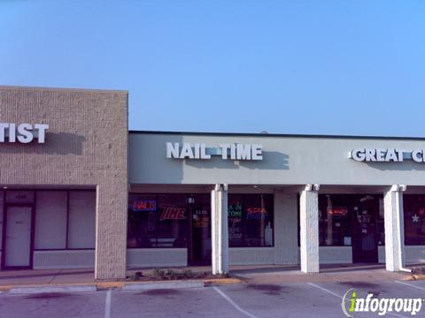 Nail Time, Ballwin MO