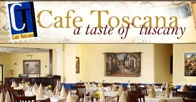 Cafe Toscana, Wilkes Barre PA