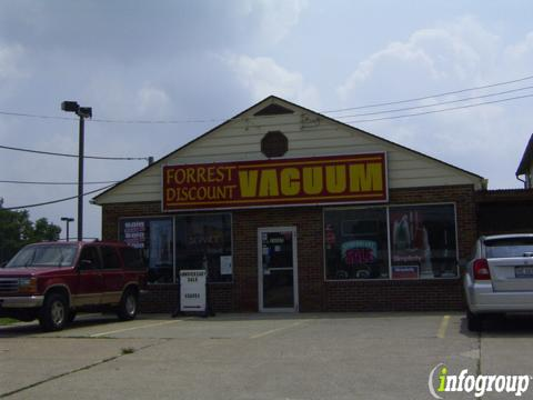 Forrest Discount Vacuum Cleaner North Olmsted Oh 44070