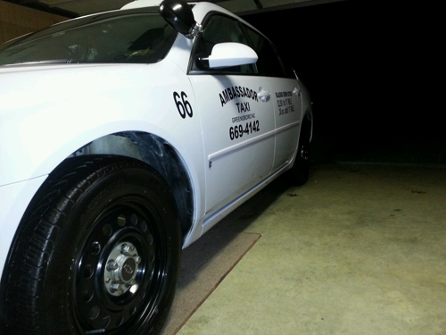 Ambassador Taxi - Greensboro, NC