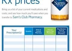 Sam's Club - Seabrook, NH