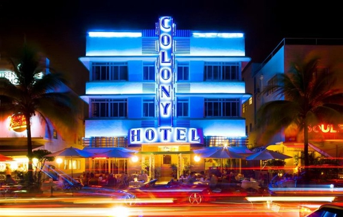 Colony Hotel - Miami Beach, FL
