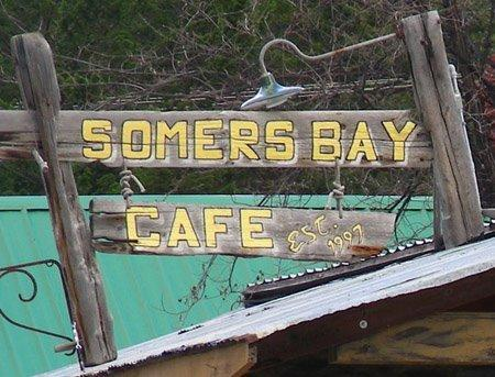 Somers Bay Cafe, Somers MT