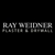 Ray Weidner - Plaster, Drywall & Paint