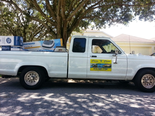 Clean N Clear Pool / Tree / Pressure Washing Service - Tampa, FL