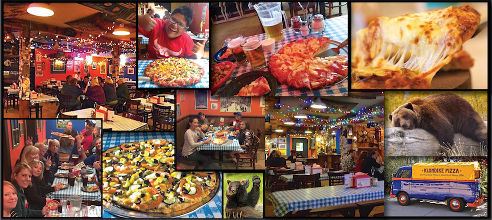 Klondike Pizza, Arroyo Grande CA