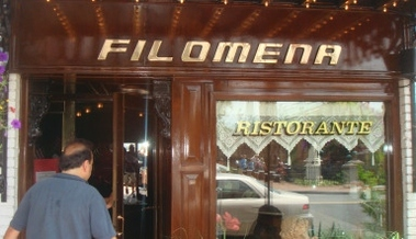 Filomena Ristorante, Washington DC