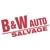 B & W Auto Salvage Inc.