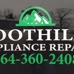 Foothills Appliance Repair - CLOSED