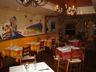 Lavandou Restaurant, Washington DC