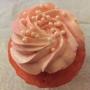 Liliha Bakery - Honolulu, HI. Guava cupcake