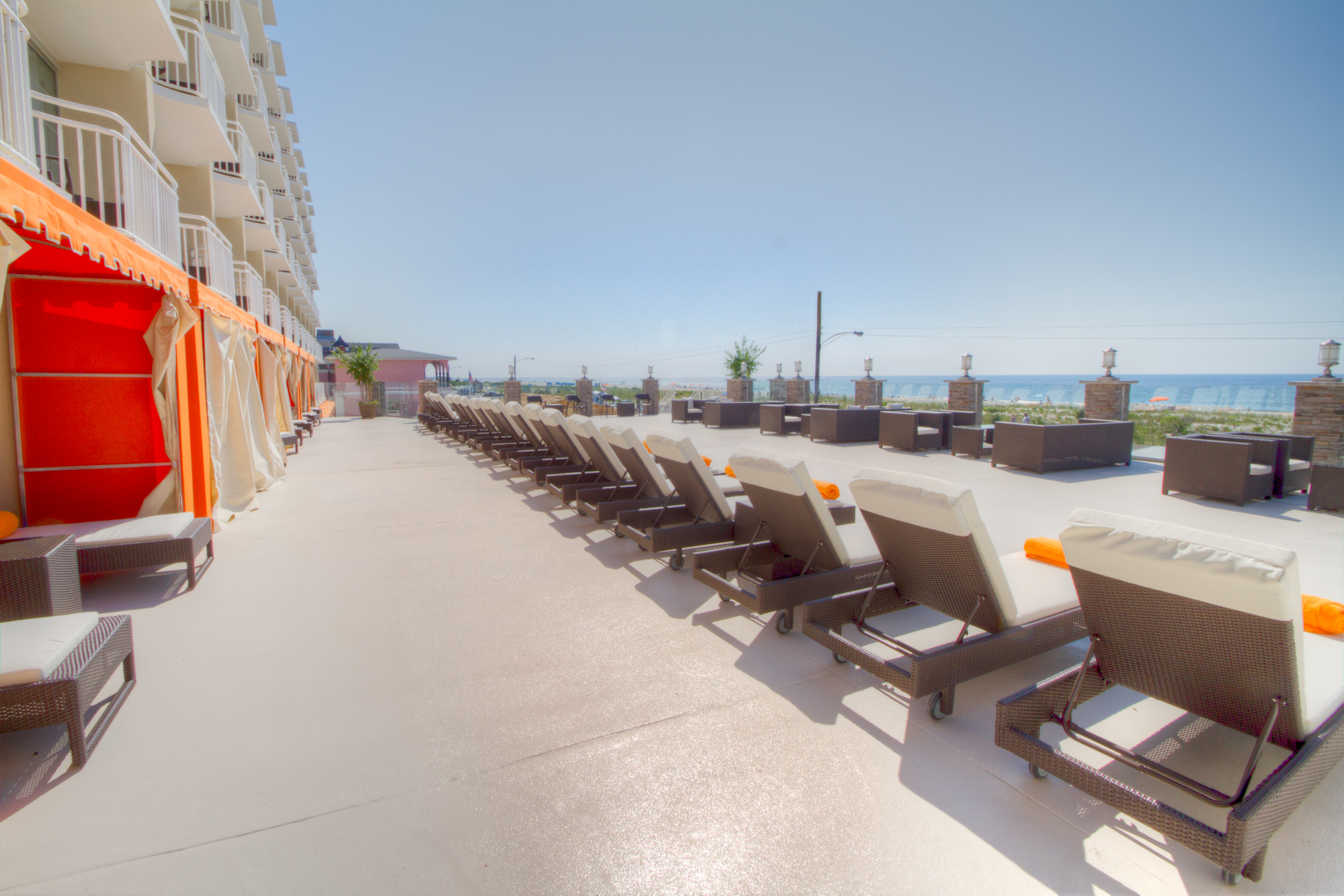 Ocean Club Hotel, Cape May NJ