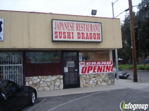Sushi Dragon, Sun Valley CA