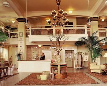 Ashland Springs Hotel, Ashland OR
