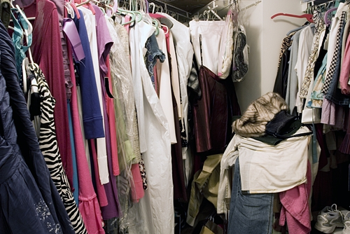 Decluttering is an essential step to reducing daily stress.