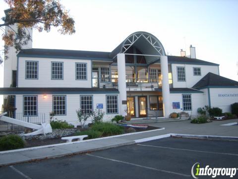 Benicia Yacht Club, Benicia CA
