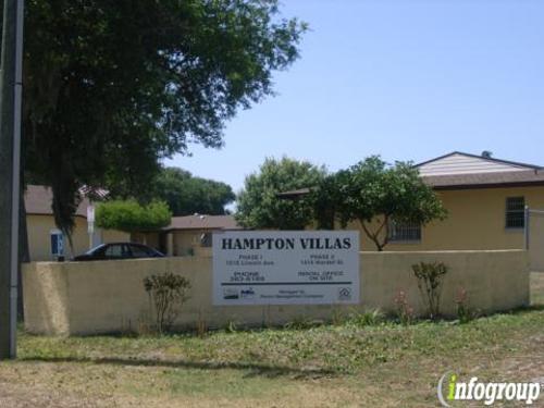 Hampton Villas Apartments - Mount Dora, FL