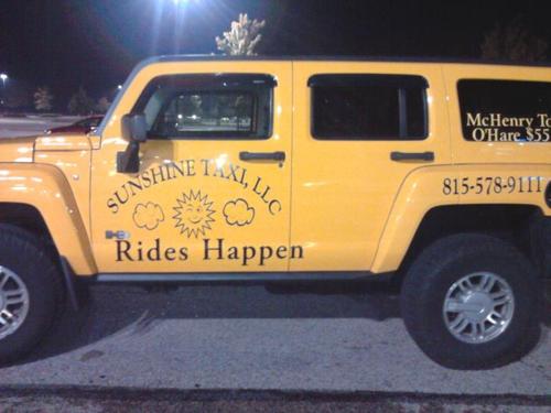 Sunshine Taxi - McHenry, IL