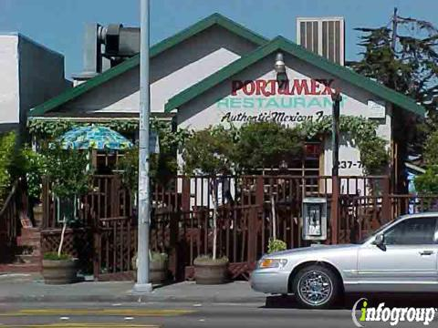 Portumex Restaurant, Richmond CA