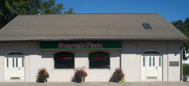 Sorrento Pizza Amp Grinder West Springfield Ma 01089 Yp Com